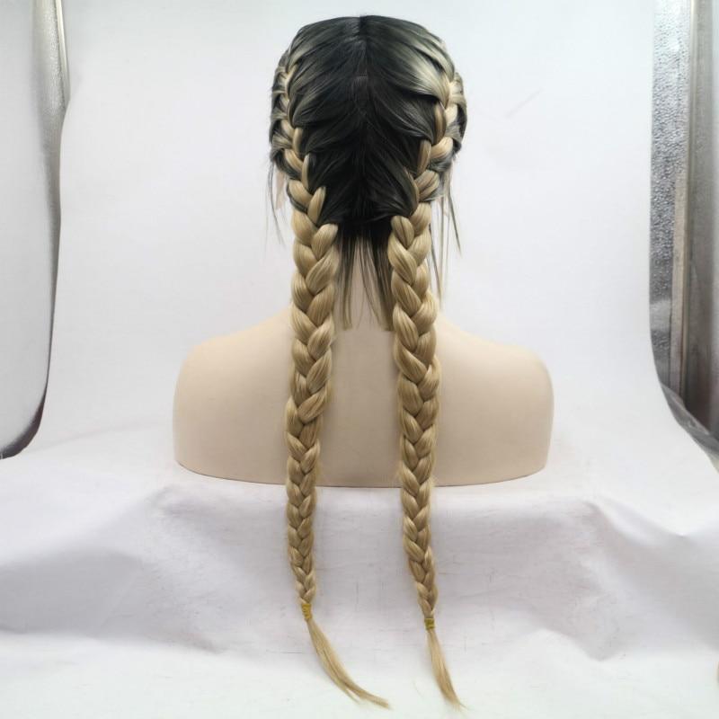 sylvia fibra resistente ao calor peruca de 04