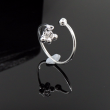 Silver 925 ring gold Silver 925 Jewelry Costume Jewelry Rings Sterling silver rose costume jewelry Indian Jewelry Men's 52525 925 silver jewelry ring pure zircon ring female models s925 sterling silver rings costume jewelry india citrine opal brand
