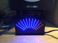 ASK11 Sector Pointer Level Indicator VU Table LED Music Spectrum Electronic DIY Kit