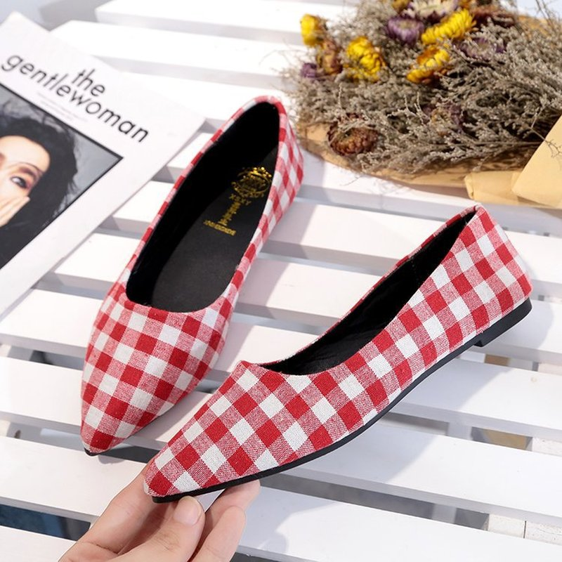 Promotional cloth flat Shoes womens summer 2019 new fashion Luis Square kick womens shoes zapatos de mujerPromotional cloth flat Shoes womens summer 2019 new fashion Luis Square kick womens shoes zapatos de mujer