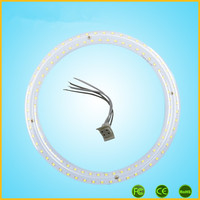 12W 11W 18W LED G10Q Circular Tube Ring Light Globe Tube Circle Light T9 Round Tube Lamp Light Source Ceiling CFL Replacement