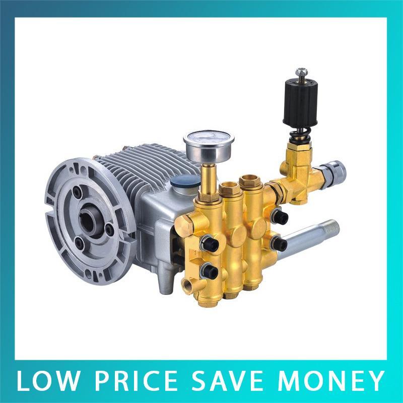 High Pressure Water Plunger Pump Pump Head 18L min Washing Pump For Cars