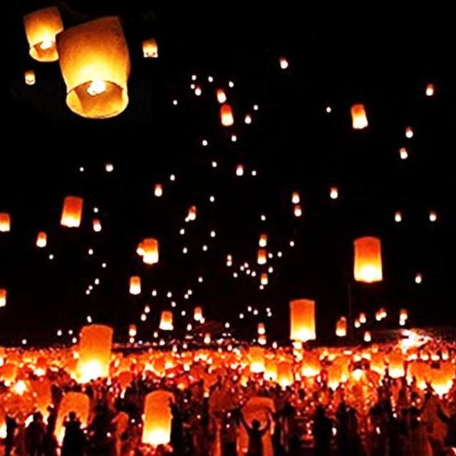 Amazing Festival traditional chinese ballon