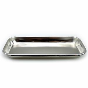 Image 2 - 1pc Edelstahl Dental Werkzeug Halter Platte Tablett Dental Medizinische Instrument Gericht Dental Ausrüstung Oral Lab Chirurgische Fach