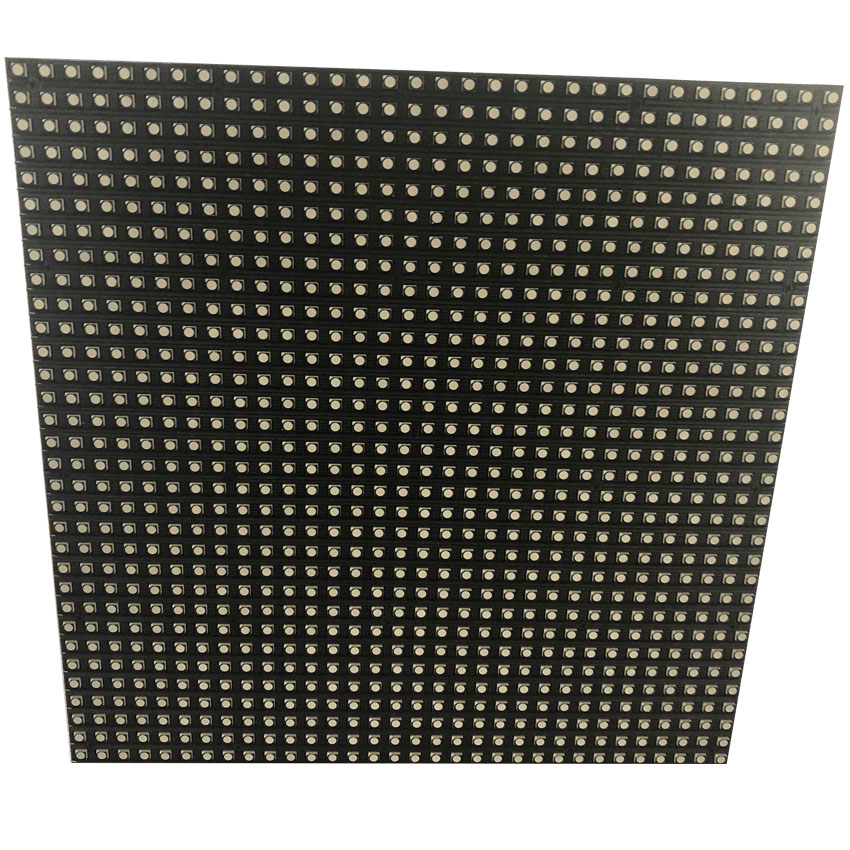 LED P6 Indoor Module 192*192mm SMD3528 Pixel 32*32 1/16S 6mm RGB Full Color Led Display Panel For Taxi Screen Video Wall Rental