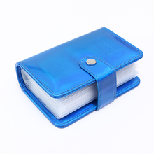 20 slots Rectangular 6*12 Nail Art Stamping Plate Case Holder Stamp Template Concise Organizer Album Storage Collections