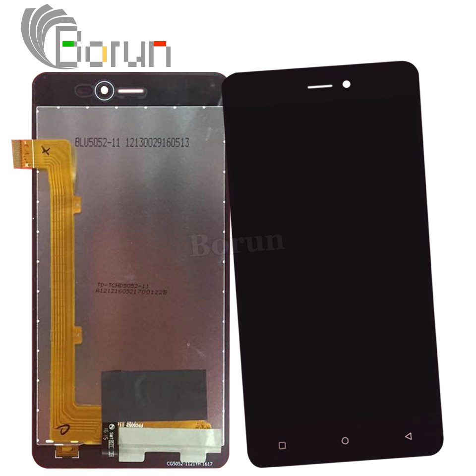 For Blu Studio M Hd Lcd Display  Touch Screen Digitizer