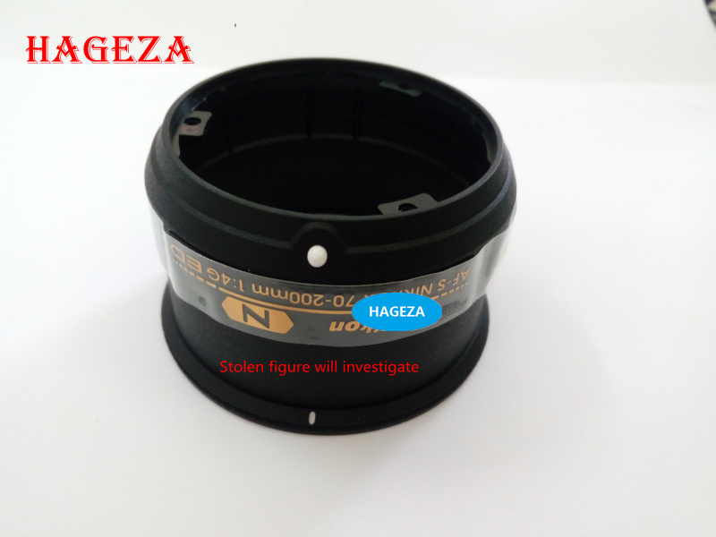 Nouveau et Original pour Nikon 70-200 70-200mm F/4G ED VR anneau d'index unité plaque signalétique anneau 1F999-493 pièce de réparation d'objectif d'appareil photo
