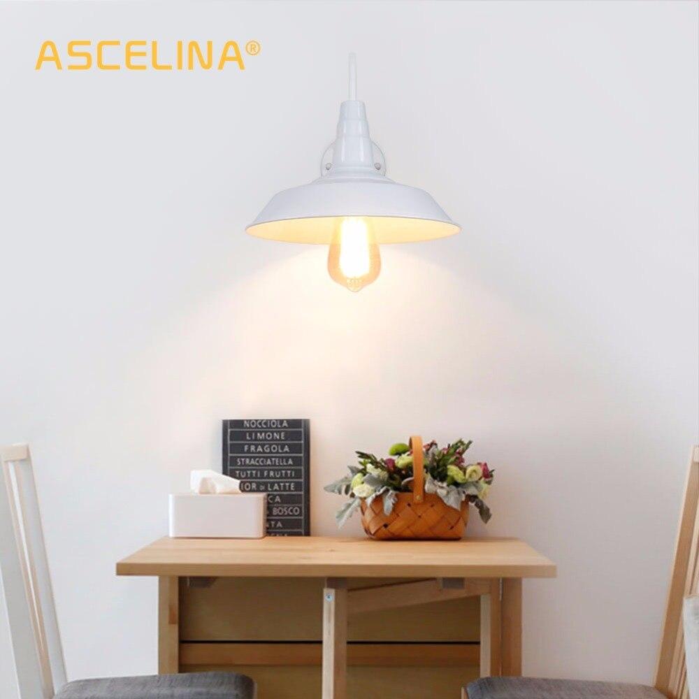 Image 4 - Loft industrial lâmpada de parede do vintage luz led retro  lâmpada país da américa simplicidade restaurante sala estar decoração  luzloft wall lampwall lamp ledloft wall