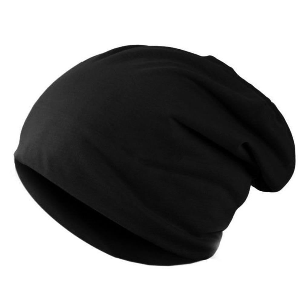 Spring Fashion Men Knitted Winter Cap,Casual Beanies for Men Solid Color Hip-hop Slouch Skullies Bonnet Unisex Cap Hat Gorro