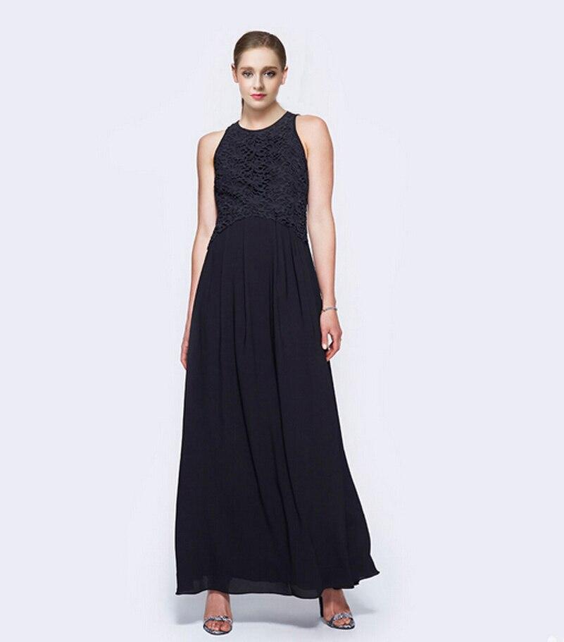 2015 Vestidos De Fiesta New Design Cheap Black Prom font b Dresses b font For Women