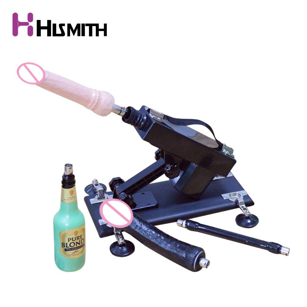 Hismith Vibrator Sex Machine For Women Men With Dildos Vagina Cup Extension Rod Us Uk -9671
