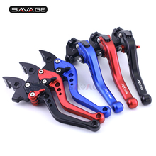 Short Brake Clutch Levers For YAMAHA YZF R15 V3 2018 2019 2020 Motorcycle Accessories Adjustable CNC Logo Motos Version