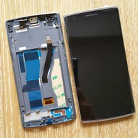 For Oneplus One Plus 1 A0001 Black LCD Display Touch Screen With Digitizer Full Assembly