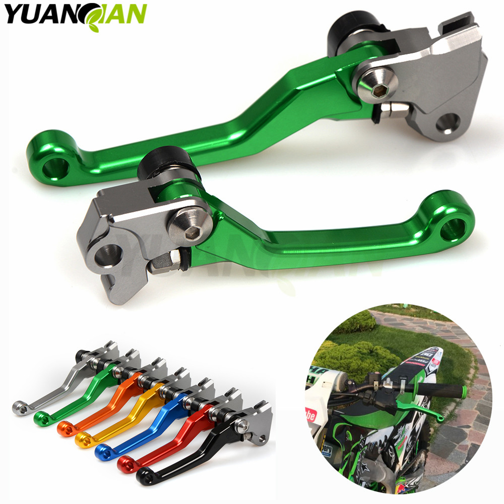 CNC Pivot Foldable Clutch Brake Lever For KAWASAKI KX250F 13-16 KX450F 2013-2016 Motocross Enduro Dirt Bike OFF Road 7 colors body bulding weight loss slimming massager fat burning vibro massage belt with heat function free shipping