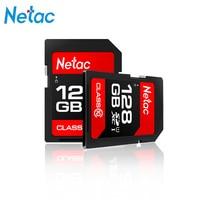 Netac Mini SD Card memory cards kaart 128gb Class 10 Full HD 4K DJ Music free shiping cartao de memoria for Digital DSLR Camera