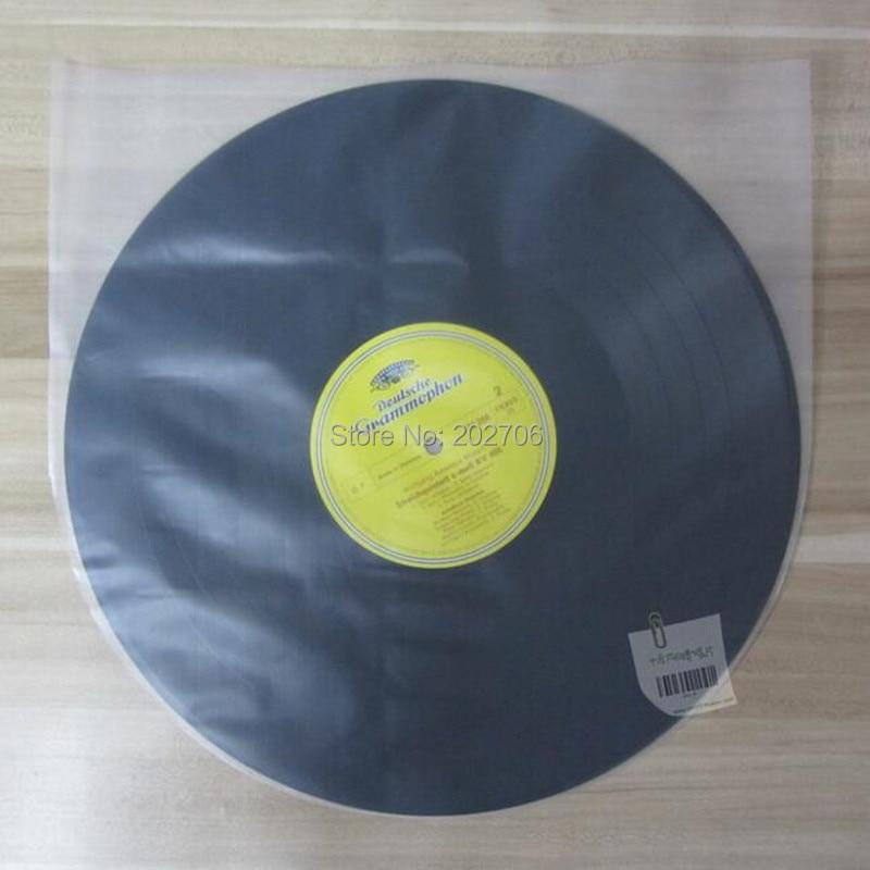 """50 шт./лот пластмассовая пленка для пластинки LP 12"""""""