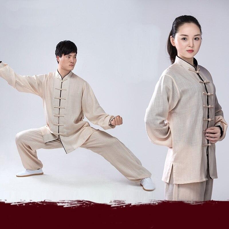Униформа тайчи, одежда тайчи, одежда для женщин и мужчин, одежда ушу, костюм кунг фу, униформа для боевых искусств, униформа для упражнений FF2021|Наборы| | АлиЭкспресс