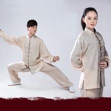 Tai chi uniform clothing taichi clothes women men wushu clothing kung fu uniform suit martial arts uniform exercise FF2021