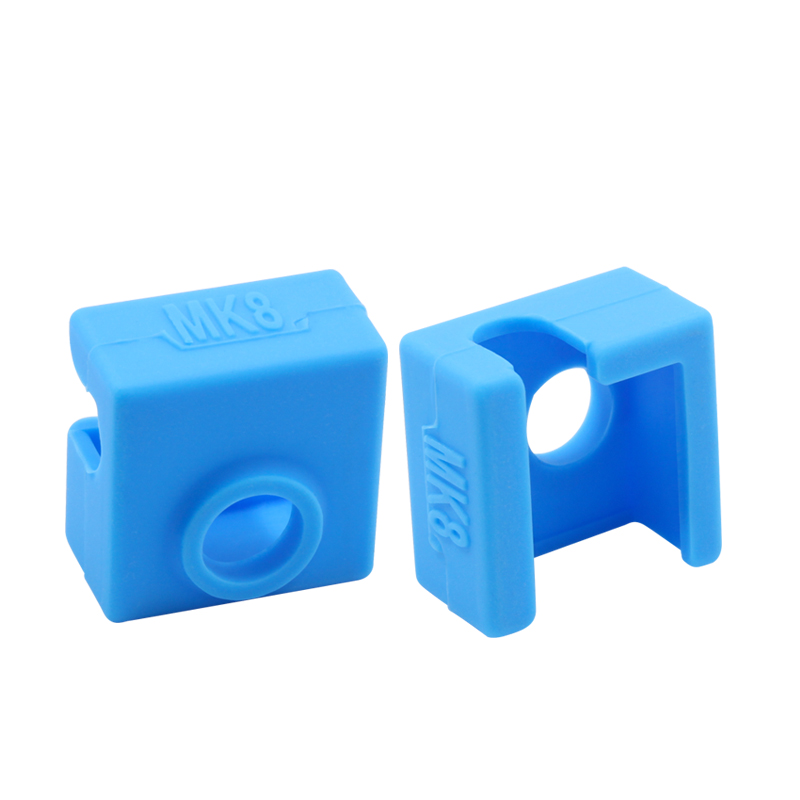 3D Printer Heater Block Silicone Cover