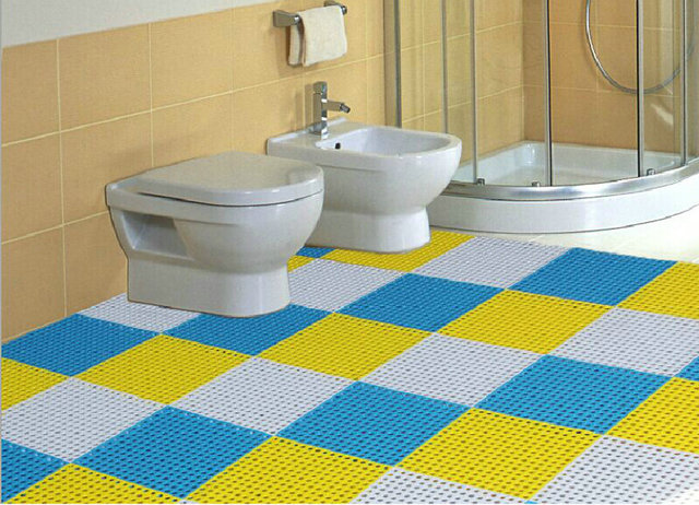 New High Quality BathRoom Rugs, Free Shipping Floor Rug Door Mats PVC  Matting Bath Floor