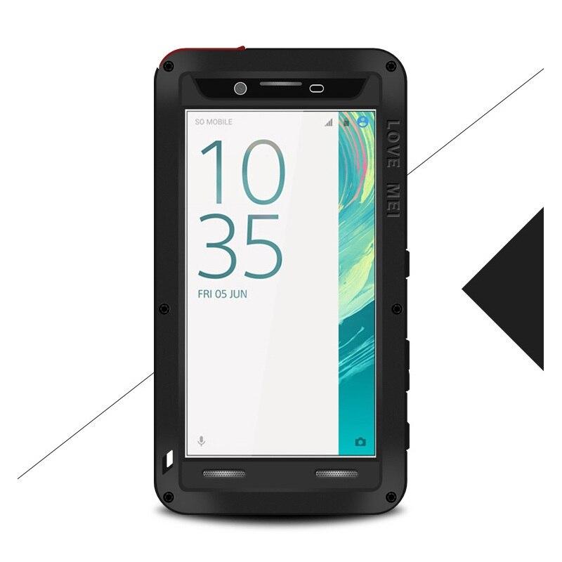 Цена за Любовь мэй для sony xperia x f5122 shell противоударный dropproof пыле защита case для sony xperiax телефон охватывает