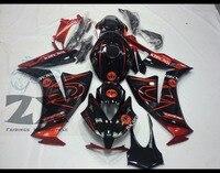 Complete Fairings For honda cbr1000rr 2012 2013 2014 2015 CBR1000RR Plastic Kit Injection Motorcycle FairingS SUK 002