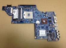 free shipping ! 100% tested 665347-001 board for HP pavilion DV6-6000 DV6 motherboard with for Intel HM65 chipset HD6490/1G DUO
