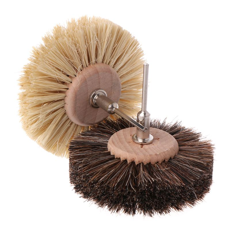 Sisal Filament Brush Polishing Grinding Buffing Wheel Woodworking For Furniture