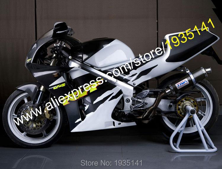 Горячие продаж,для Honda RVF400R NC35 обвес 1994 1995 1996 1997 1998 RVF35 RVF400 Р 94-98 черный белый дешевые мотоциклов Обтекателя