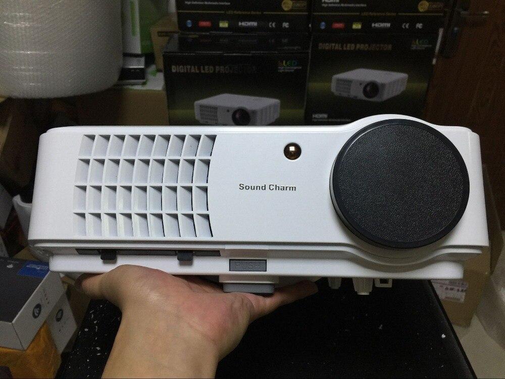 Zvuk zvuka Najveći LED svjetlovodni projektor Full HD LED, projektor - Kućni audio i video - Foto 3