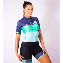 Kafitt 2019 Pro Team Triathlon Suit Women's Cycling Jersey Skinsuit Jumpsuit Maillot Cycling Ropa ciclismo short sleeve set gel цена и фото