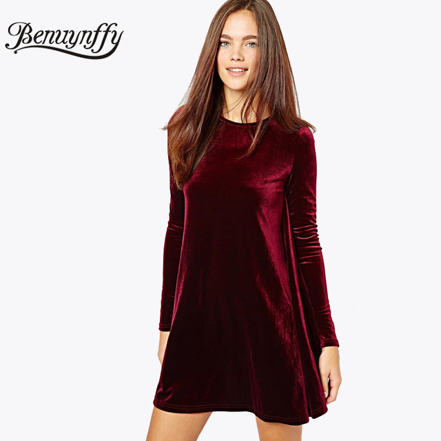 Kleid fur winter
