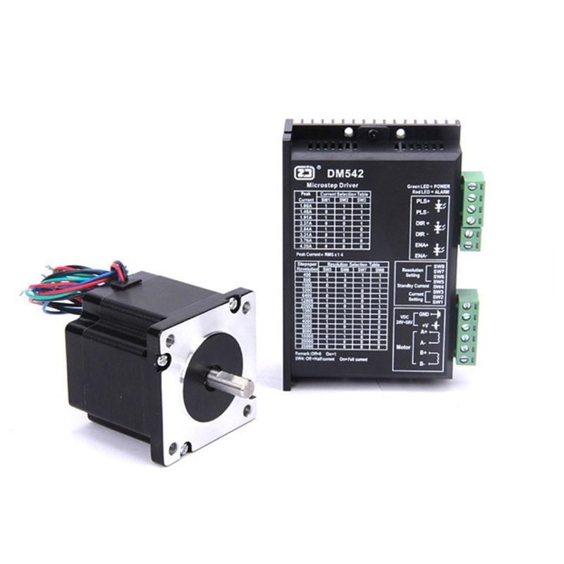 Здесь можно купить   High torque 60 Stepper Motor 2 PHASE 4-lead 60BYGH/6018HB2 motor 54.5MM 2.8A/4A 1.76N.M LOW NOISE motor for CNC XYZ  Электротехническое оборудование и материалы