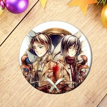 Attack on Titan Cosplay Badge