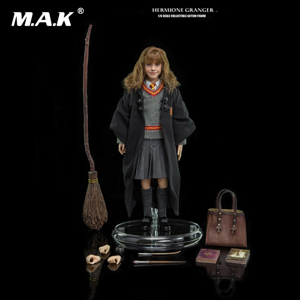 SA0004 The 1/6th Scale Harry Potter and the Sorcerer's Stone 1/6 Hermione Granger Collectible Action Figure Doll 1 box harry potter candy 1 6 oz 1 bean boozled 1 2oz