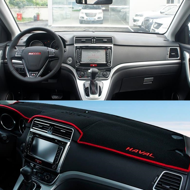 Dashboard Cover Dash Mat Dashmat For Great Wall Haval H6 2013 2014 2015 2016 Dash Board Cover Pad Sun Shade Carpet