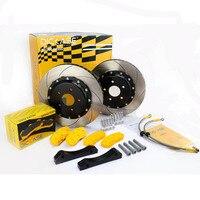 Modified car brake parts for CP9040 brake caliper for Lexus ES200 18Rim wheels 355 * 32mm brake disc