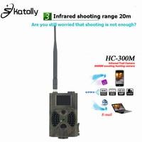 940NM Scouting Hunting Camera Trap HC300M New HD 1080P GPRS MMS Digital Infrared Trail Camera GSM