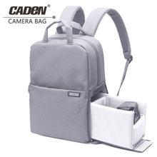 b3567f611cce CADeN L5 dslr camera bag waterproof backpack shoulder Laptop digital camera    lens photograph luggage bags