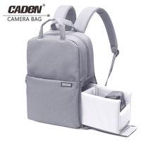 CADeN L5 dslr camera bag waterproof backpack shoulder Laptop digital camera & lens photograph luggage bags case for Canon Nikon