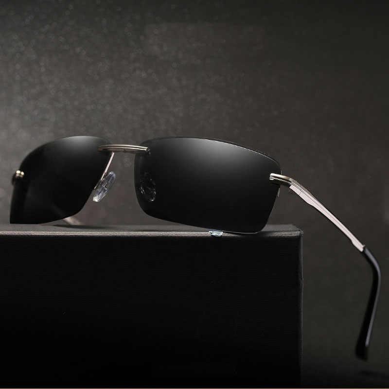 b8a75859396 steampunk goggles Polarized Men Carter hot rays Luxury brand designer  Sunglasses male Driver Sun Glasses Driving