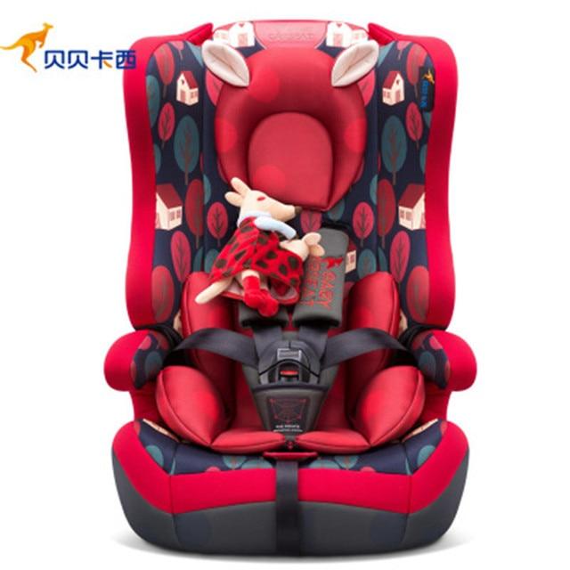 Enfants Voiture De Scurit Sige 9M 12Y Enfant Auto Chaise Protection