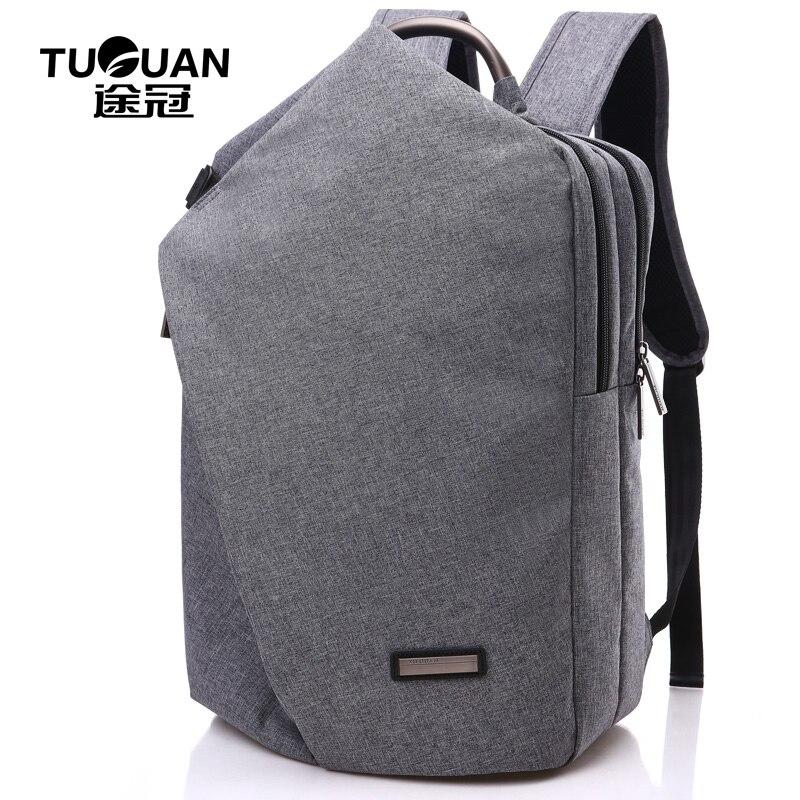 Für Laptop Designer 2018 Wasserdichte Tuguan Neue red Mehrzweck Schule gray Zoll 15 Unisex Reisetasche 6 Blue Rucksack Marke Tägliche ZBcSWcqf