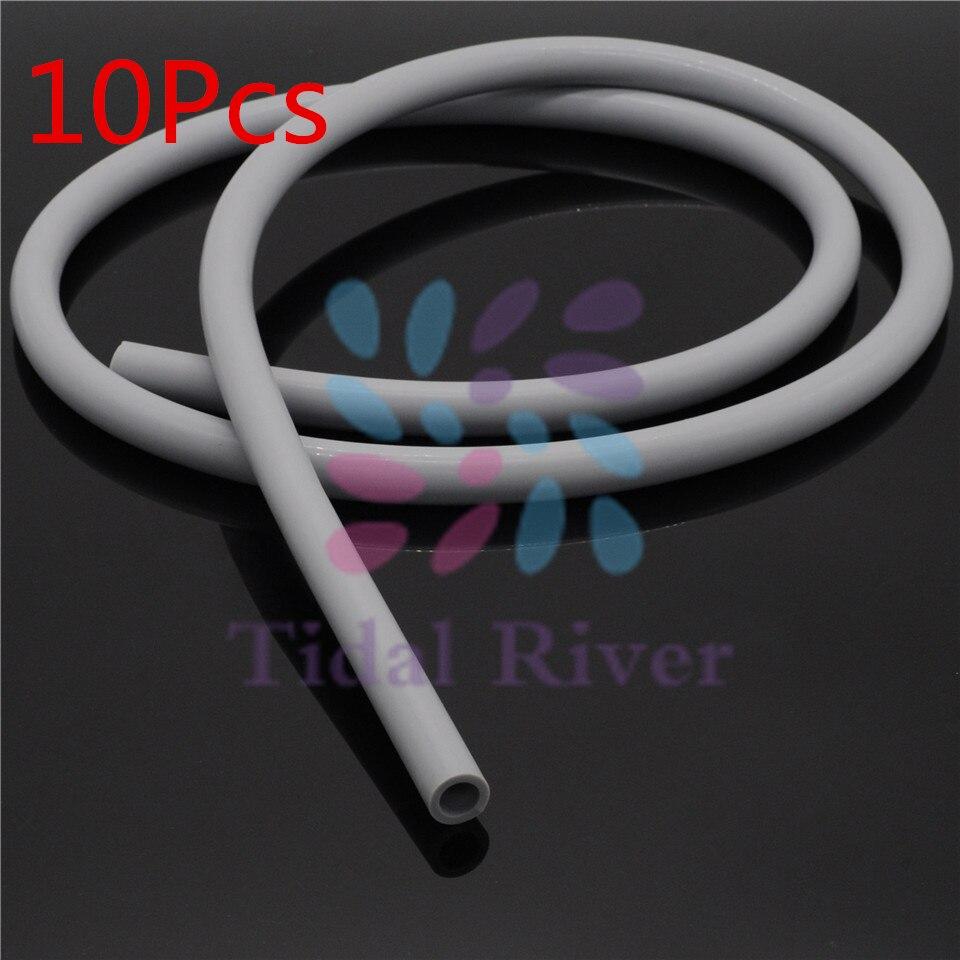بيع 10PCS أنابيب خرطوم الأنابيب للاسنان القاذف اللعاب شفط عالية قوي