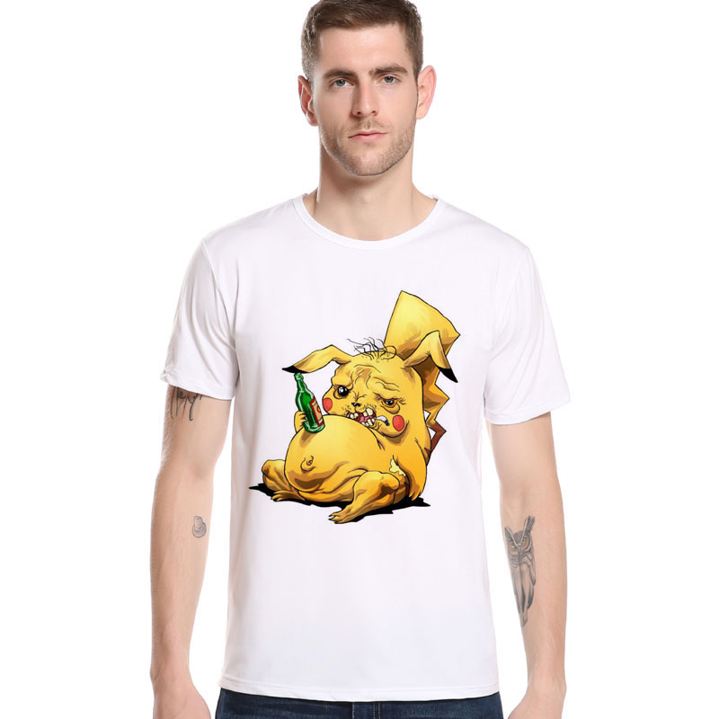 new-fashion-men-t-shirt-hangover-pikachu-font-b-pokemon-b-font-go-dragon-ball-cartoon-character-design-t-shirt-summer-harajuku-top-tees-l1r19