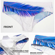 Brand Swim Breifs Waterproof Swimwear Men Brief Sexy Swimsuit Swimming Trunks For Bathing Man Swimming Shorts