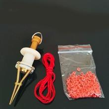 Earthworm Bloodworm Clip Bait Clip Earthworm Clip Fishing Tackle Fishing Tools Fishing Baits Box