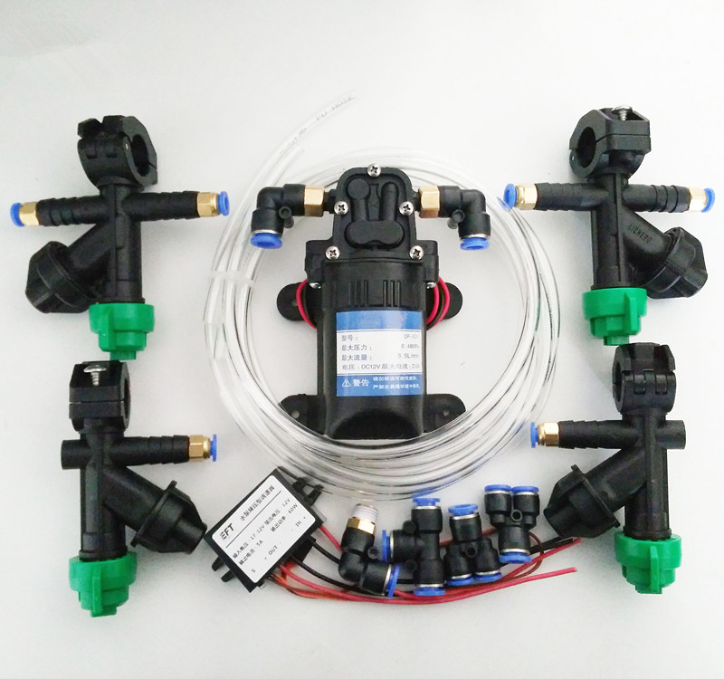 Diy agricultural drone spray system accs nozzle water pump
