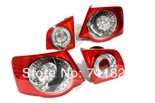 Stock LED Tail Light Kit For VW Jetta MK5